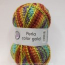 Fir de tricotat sau crosetat - PERLA COLOR GOLD by GRUNDL DEGRADE 89