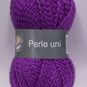 Fir de tricotat sau crosetat - PERLA UNI by GRUNDL MOV 46