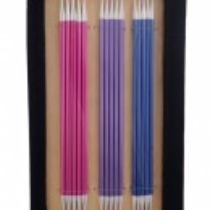 KnitPro ZING - set andrele pentru sosete - 20 cm