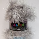 Fir de tricotat sau crosetat - FANCY - ALIZE DECOFUR SIM - ARGINTIU ADS - 21