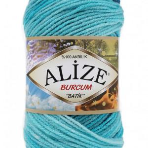 Fir de tricotat sau crosetat - Fir ACRILIC ALIZE BURCUM BATIK DEGRADE 1892