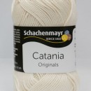Fir de tricotat sau crosetat - Fir BUMBAC 100% MERCERIZAT CATANIA CREAM 130