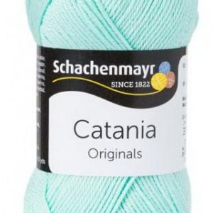 Fir de tricotat sau crosetat - Fir BUMBAC 100% MERCERIZAT CATANIA VERNIL 385