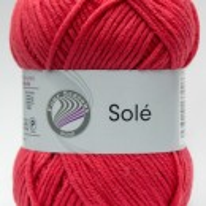 Fir de tricotat sau crosetat - Fir GRUNDL - SOLE - ROZ 25