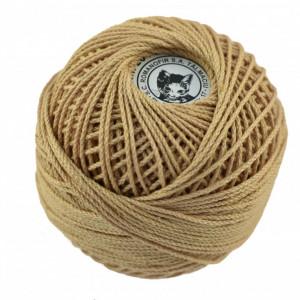 Fir de tricotat sau crosetat - Fire Bumbac 100% ANGELICA ROMANOFIR BOBINA BEJ 6P
