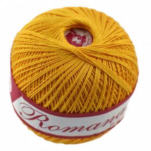 Fir de tricotat sau crosetat - Fire Bumbac 100% ROMANA - ROMANOFIR BOBINA 1313