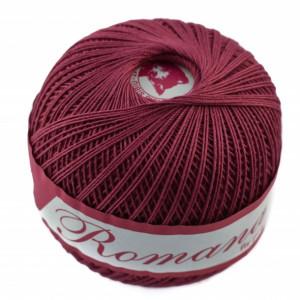 Fir de tricotat sau crosetat - Fire Bumbac 100% ROMANA - ROMANOFIR BOBINA 1215