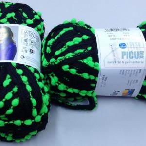 Fir de tricotat sau crosetat - Fire pretricotat esarfa Argentina A170