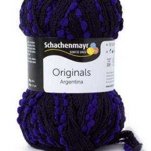 Fir de tricotat sau crosetat - Fire pretricotate esarfa Argentina A85