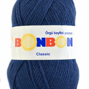 Fir de tricotat sau crosetat - Fire tip mohair din acril BONBON CLASIC 98412