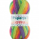 Fir de tricotat sau crosetat - Fire tip mohair din acril Kamgarn Papatya Joyful degrade 16