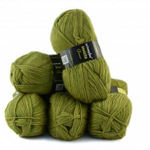 Fir de tricotat sau crosetat - Fire tip mohair din acril Nako Export - #7991-DEGRADE