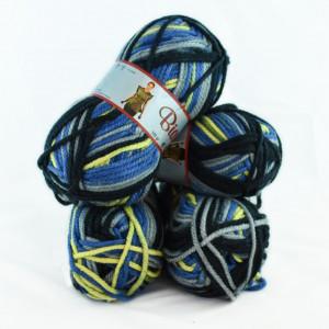 Fir de tricotat sau crosetat - Fire tip mohair din acril Nako Export - #5474