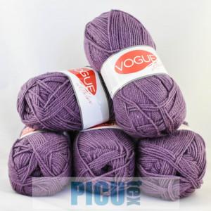 Fir de tricotat sau crosetat - Fire tip mohair din acril Nako Export - #5952