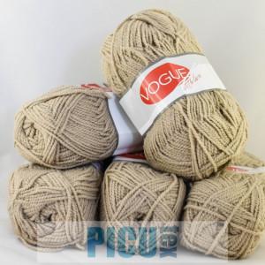 Fir de tricotat sau crosetat - Fire tip mohair din acril Nako Export - #6384