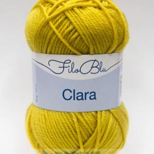 Fir de tricotat sau crosetat - Fire tip mohair din poliester Filo Blu - Clara 10
