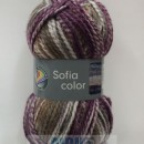 Fir de tricotat sau crosetat - SOFIA COLOR by GRUNDL DEGRADE 09