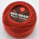 Cotton perle RED HEART cod 013
