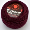 Cotton perle RED HEART cod 071A