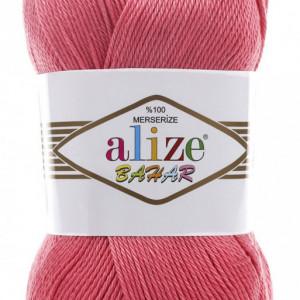 Fir de tricotat sau crosetat - Fir BUMBAC 100% ALIZE BAHAR SOMON 38
