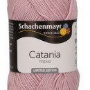 Fir de tricotat sau crosetat - Fir BUMBAC 100% MERCERIZAT CATANIA SOFT ROSE COD 286