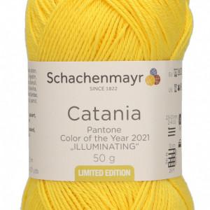 Fir de tricotat sau crosetat - Fir BUMBAC 100% MERCERIZAT CATANIA ILLUMINATING 12021