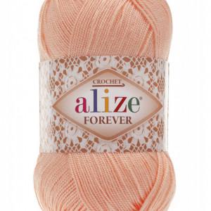 Fir de tricotat sau crosetat - Fir microfibra ALIZE FOREVER FREZ 282