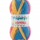 Fir de tricotat sau crosetat - Fire tip mohair din acril Kamgarn Papatya Joyful degrade 39