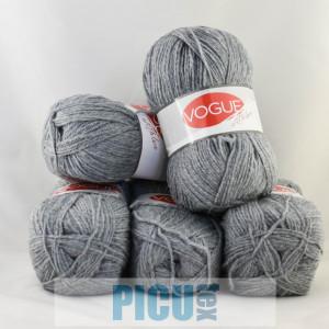 Fir de tricotat sau crosetat - Fire tip mohair din acril Nako Export - #6290