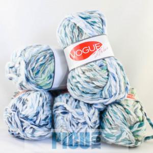 Fir de tricotat sau crosetat - Fire tip mohair din acril Nako Export - #6349
