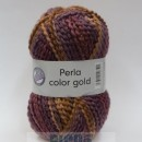 Fir de tricotat sau crosetat - PERLA COLOR GOLD by GRUNDL DEGRADE 82