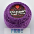 Cotton perle RED HEART cod 0107