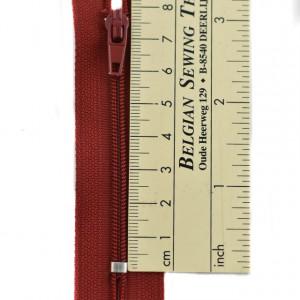 Fermoare - 8 cm - Culoare Grena - COD - 82 -