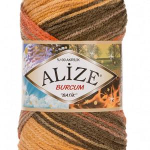 Fir de tricotat sau crosetat - Fir ACRILIC ALIZE BURCUM BATIK DEGRADE 6060