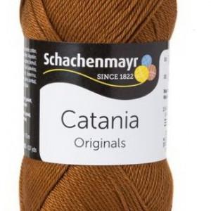 Fir de tricotat sau crosetat - Fir BUMBAC 100% MERCERIZAT CATANIA MARONE 157