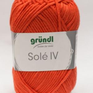 Fir de tricotat sau crosetat - Fir GRUNDL - SOLE - PORTOCALIU - 43