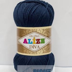 Fir de tricotat sau crosetat - Fir microfibra ALIZE DIVA BLEOMAREN 361