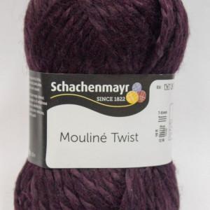 Fir de tricotat sau crosetat - Fir SCHACHENMAYR Mouline Twist GRENA 00030