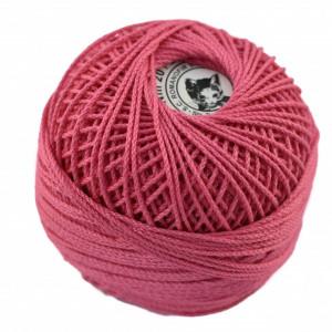 Fir de tricotat sau crosetat - Fire Bumbac 100% ANGELICA ROMANOFIR BOBINA ROZ 1212