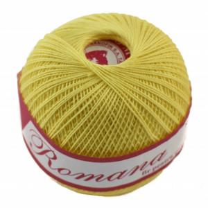 Fir de tricotat sau crosetat - Fire Bumbac 100% ROMANA - ROMANOFIR BOBINA 1308