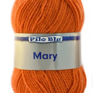Fir de tricotat sau crosetat - Fire Filo Blu - Mary - 03 - PORTOCALIU