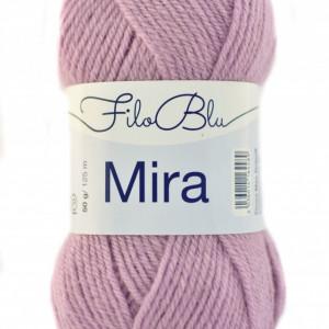 Fir de tricotat sau crosetat - Fire Filo Blu - MIRA - 6 - ROZ