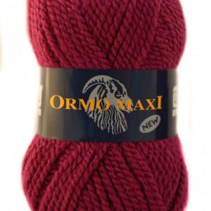 Fir de tricotat sau crosetat - Fire Nako - Ormo Maxi - MAGENTA - 1607
