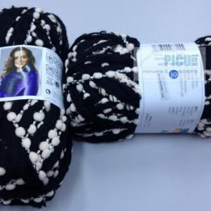 Fir de tricotat sau crosetat - Fire pretricotat esarfa Argentina A102