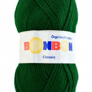 Fir de tricotat sau crosetat - Fire tip mohair din acril BONBON CLASIC 98596
