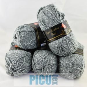 Fir de tricotat sau crosetat - Fire tip mohair din acril Nako Export - #5556
