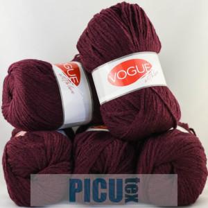 Fir de tricotat sau crosetat - Fire tip mohair din acril Nako Export - #6405
