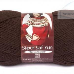 Fir de tricotat sau crosetat - Fire tip mohair din lana 100% Nako Super SAF YUN MARO 5195