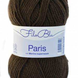 Fir de tricotat sau crosetat - Fire tip mohair din poliester Filo Blu - PARIS - 05 - MARO