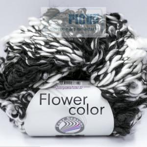 Fir de tricotat sau crosetat - FLOWER by GRUNDL DEGRADE - 12